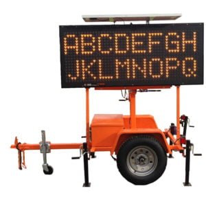 Variable Message Boards
