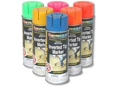 Marking Paint Inverted