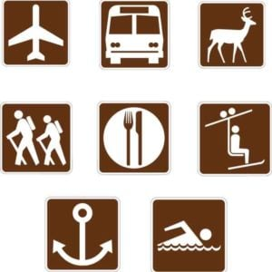 Recreational Signs