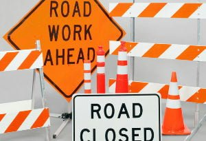 Traffic Control - Work Zone